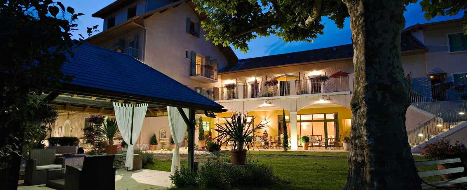 Restaurant St Simond Aix Les Bains