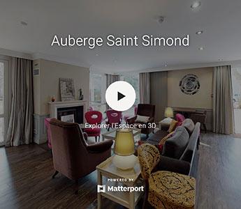 Visite virtuelle hôtel Aix les Bains